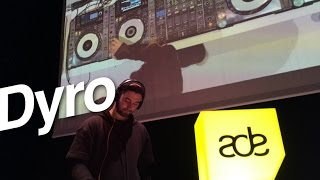 Dyro - Live @ DJsounds Show from ADE 2015
