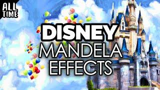 5 Disney Mandela Effects