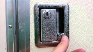 This Old Trailer ~RV Door Handle LockSets (#1) Major Security Flaw on Your Rig!! Watch Now!!