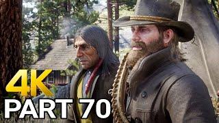 Red Dead Redemption 2 PC Gameplay Walkthrough Part 70 - RDR2 PC 4K 60fps