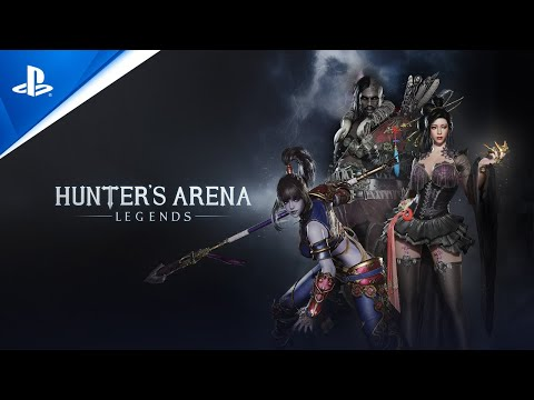 Official Gameplay Trailer | PS5, PS4 de Hunter's Arena: Legends
