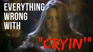 "Everything Wrong With Aerosmith - ""Cryin'"""
