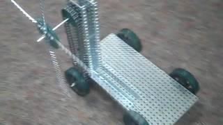 VEX Windmill pull toy