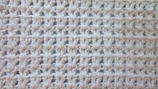 Двухсторонний узор Sided pattern Crochet