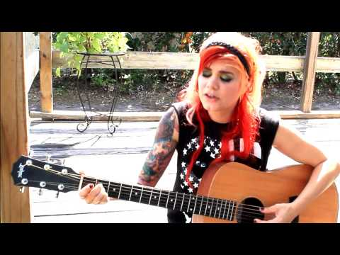 """Ain't  it Fun""!! Paramore cover by Beth Vandal"