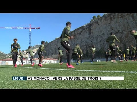 League 1: AS Monaco: on the way to three consecutive wins?