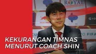Sudah Latihan Perdana, Shin Tae-yong Bocorkan Kekurangan Timnas U-19 Indonesia
