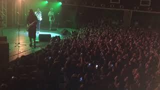 Скриптонит выгнал девушку с концерта в Казани