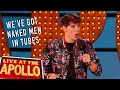Download Lagu Suzi Ruffell Is Obsessed With Naked Attraction  Live At The Apollo  BBC Comedy Greats Mp3 Free