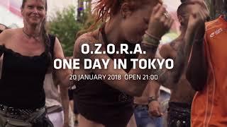 OZORA One Day in Tokyo 2 Teaser