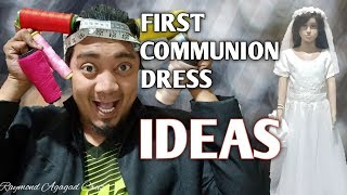 First Communion Dress Ideas