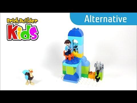 Vidéo LEGO Duplo 10826 : La Stellosphère de Miles