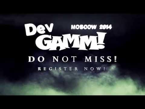 DevGAMM Moscow 2014 - Trailer