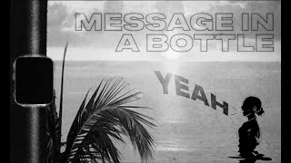 Kadr z teledysku Message In A Bottle tekst piosenki All Saints & Sting