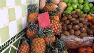 Африканский рынок на острове Тенерифе (Mercado de Nuestra Senora de Africa)