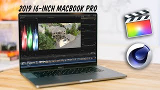 16-Inch 2019 MacBook Pro - 4K Video Editing TESTED!