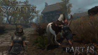 Skyrim - The Elder Scrolls 5: Рифтен, город грехов... - летсплей (часть18)