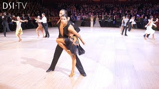 Alexander Chernositov & Arina Grishanina Final Cha Cha Cha - International Championships 2019 DSI TV