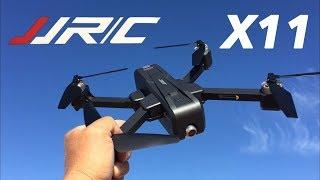 JJRC X11 2K 5G WIFI FPV GPS Foldable RC Drone