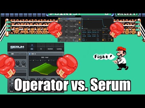 Why Ableton's Operator is Better than Serum (for FM)   Sound Design Tutorial