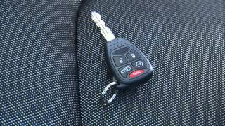 2013 Dodge Avenger | Key Fob