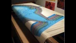 preview picture of video 'Confluentia : un hommage à la tapisserie d'Aubusson et à la création'