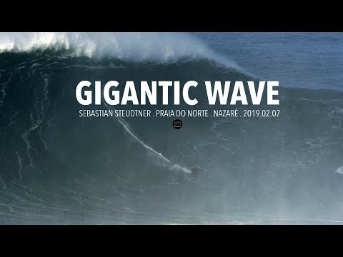 Big Nazare Surf