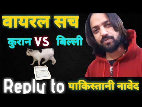 Kuran vs Cat | Reply to Veer on Rahul Arya