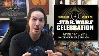 Star Wars Celebration 2019! | Travel & Attendance Tips (READ DESCRIPTION)