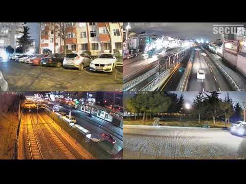 IP Kamera Görüntüleri