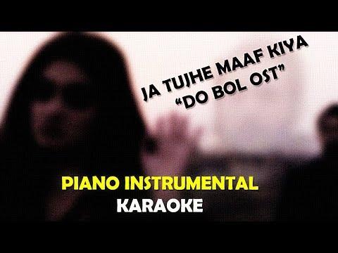 Download Ja Tujhe Maaf Kiya Instrumental Music Mp3 Song For Free