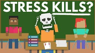 How Much Stress Can Kill You?