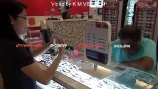 Ambareesh Bargaining At Shopping In Malaysia