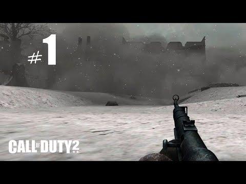 Битва под Москвой (Call of Duty 2 #1)