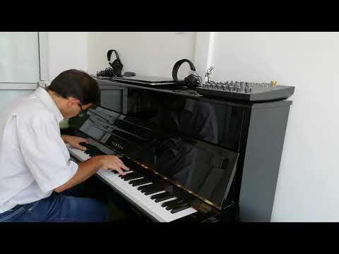 I'm still standing _ Elton John - Thierry Haddad Piano