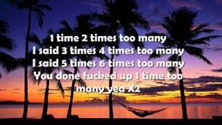 Russ  Too Many Lyrics