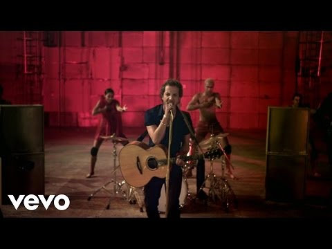James Morrison - Slave To The Music video