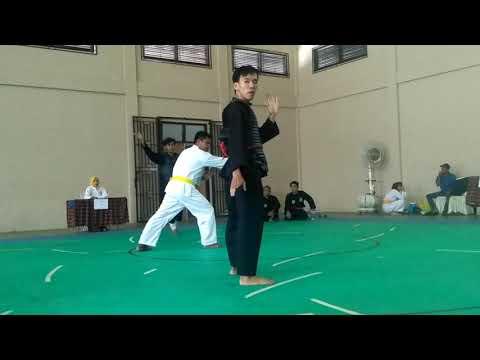 Pekan Olahraga Mahasiswa Daerah Provinsi Kalimantan Selatan (kelas B putra ) Semifinal.