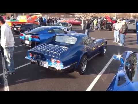 New Corvette Stingray vs Classic Corvette Stingray
