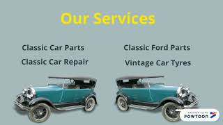Reasonable Car Parts NZ Online at Veteran & Vintage