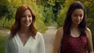 Maggie and Sydney scenes S05E10 Saving Hope (CZ-SK tit.)