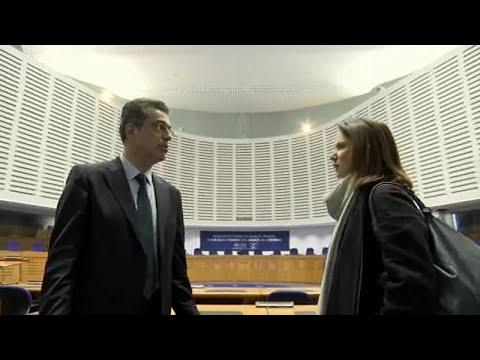 Ο Έλληνας Πρόεδρος του Ευρωπαϊκού Δικαστηρίου Ανθρωπίνων Δικαιωμάτων στο euronews…