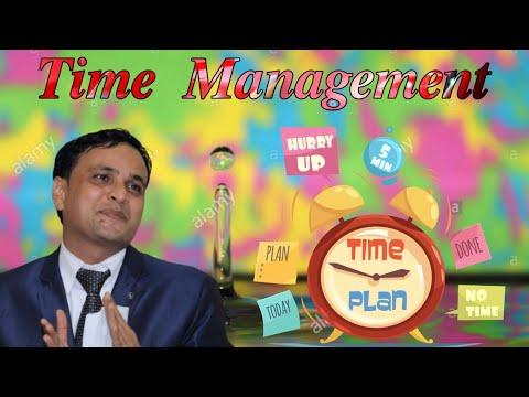 Time Management, Training Program, On ZOOM - YouTube