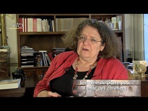 Pasteure J. Stranz - Semaine pour l'unité des chrétiens 2017
