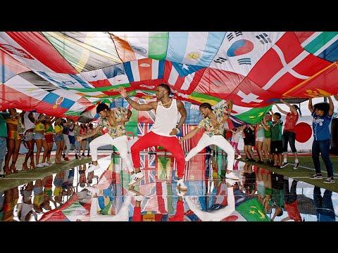 Гимн Чемпионата Мира По Футболу 2018 - Jason Derulo - Colors