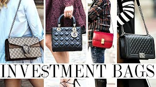 15 BEST DESIGNER HANDBAGS WORTH THE INVESTMENT!
