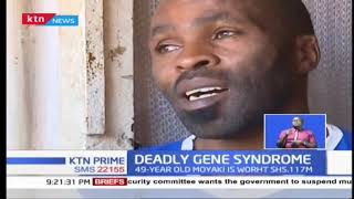 Samuel Muraya robbed of his three sons and a daughter by deadly gene disease