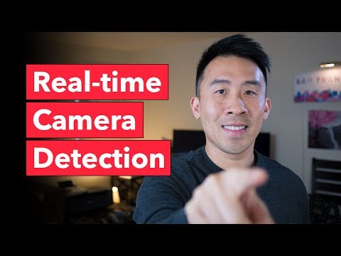 CoreML: Real Time Camera Object Detection with Machine Learning – Swift 4