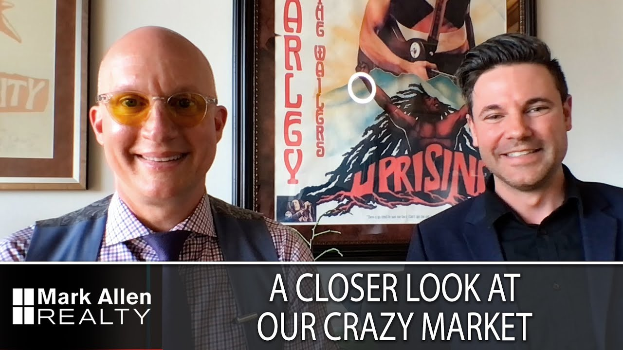 What's the Deal With Our Crazy Market?