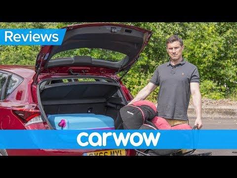 Toyota Auris 2018 practicality review | Mat Watson Reviews